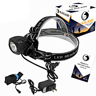 U'King® ZQ-X832B-US Waterproof 2000LM CREE XML-T6 LED 3 Modes Headlamp Bike Light Kit USB Rechargeable
