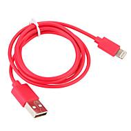 JDB® USB 3.0 Normaal Kabel Voor Apple 100 cm Kunststof