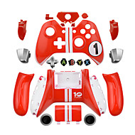 Red Sports Car Xboxone Handle Replacement Shell Full Set