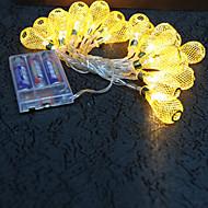 3W W ストリングライト lm <5V 2 m 20 LEDの ウォームホワイト