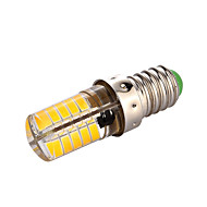 3W E14 Luminárias de LED  Duplo-Pin T 40 SMD 5730 200-300 lm Branco Quente Branco Frio Decorativa AC110 AC220 V 1 pç