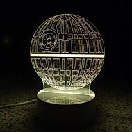 3d character / postać lampa LED świecące lampki nocne światła dla dzieci pokój dekoracyjne lampy zdalne sterowanie USB dla rodziny