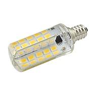5W E12 Led Corn Bulb Spotlight 80 SMD 5730 AC110-120V 480Lm Warm White/Cold White (1 Piece)