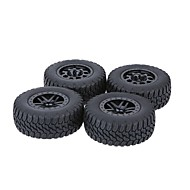 4Pcs/Set 1/10 Short Course Truck Tire Tyres for Traxxas HSP Tamiya HPI Kyosho RC Model Car