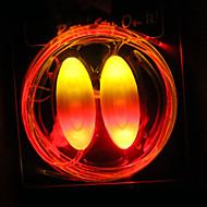 nat kører flash førte lys tendens glødende blinkende fluorescerende lysende batteri snørebånd kreative børn fødselsdag gaver