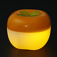 1 Piece Two Files Dimming LED Persimmon Nightlight