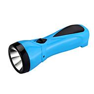 Yage-3806 latarka doładowująca latarka 2-mode led literna 1szt laterna 400mah bateria wewnątrz lampa torche usa / eu / uk ładowarka