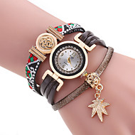 Women's Fashion Watch Bracelet Watch Casual Watch Quartz Fabric Band Charm Unique Creative Luxury Elegant Cool Casual Watches