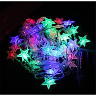3W W String Lights lm <5V 4 m 40 leds Warm White White Blue Pink Multi Color