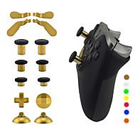 OEM de Fábrica Controles Juego de Accesorios Piezas de Repuesto Adheridos Para Xbox Uno Empuñadura de Juego
