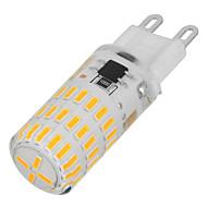 G9 LED Bi-pin 조명 T 46 SMD 4014 200-300 lm 따뜻한 화이트 차가운 화이트 AC220 V 1개