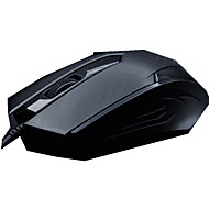 High Quality 4 Button 2000DPI Adjustable USB Wired Mouse Gaming Mouse for Computer Laptop LOL Gamer
