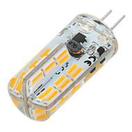 G4 LED Bi-pin 조명 T 48 SMD 4014 200-300 lm 따뜻한 화이트 차가운 화이트 V 1개