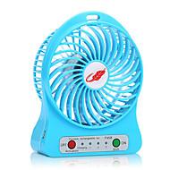 Senkama outdoor mini multifunctiona draagbare usb oplaadbare ventilator w / led licht
