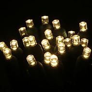 3.5 W Žice sa svjetlima / lm AC 110-130 15 m 50 LED diode Meleg fehér