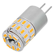 G4 LED Bi-pin 조명 T 48 SMD 3014 200-300 lm 따뜻한 화이트 차가운 화이트 V 1개