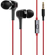 edifier h265p 휴대용 이어폰, 컴퓨터 in-ear 유선 플라스틱 3.5mm, 마이크 잡음 제거 기능