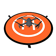 Double-colored Foldable Waterproof 75 cm Helipad for RC RC Drones Quadcopter and Helicopter