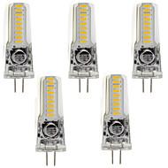 3W Luci LED Bi-pin T 18 SMD 3014 260 lm Bianco caldo Luce fredda V 5 pezzi