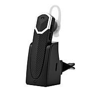 fineblue ft-9 블루투스 헤드셋 블루투스 자동차 핸즈프리 블루투스 및 iOS 안드로이드 휴대 전화 충전