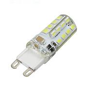 Marsing G9 32-2835 SMD 2W 300lm Warm White/Cold White Light Bulb Lamp AC230V(1PCS)