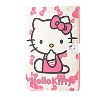 For Apple iPad (2017) Air 2 Case Cover with Stand Flip Pattern Full Body Case Cartoon  Hard PU Leather Air Mini1 2 3/4 ipad2 3 4