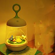 1pc touch the original artware lampe de chevet le elves micro paysage led lampe de nuit