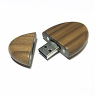 2g usb flash drive ραβδί μνήμης ραβδί usb φλας δίσκο ξύλο
