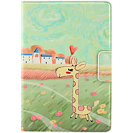 For Apple iPad Mini 3/2/1 Case Cover with Stand Auto Sleep / Wake Flip Magnetic Pattern Full Body Case Animal Hard PU Leather