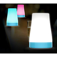 1pcs Creative Night Light LED Table Lamp Colorful Touch Sensor Atmosphere Lamp