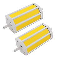 9W LED-kohdevalaisimet Tuubi 3 COB 660 lm Lämmin valkoinen Kylmä valkoinen V