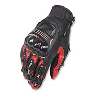 Szabadidős/Sport kesztyűk Uniszex Kerékpáros kesztyűk Kerékpáros kesztyűk Légáteresztő Védő Teljes ujj Ruhaanyag Kerékpáros kesztyűk