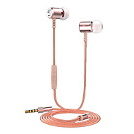 Langsdom In-Ear Headphones for Apple Samsung HUAWEI Millet Meizu Oppo Vivo And Other Smart Phones Line by Wire with Mic