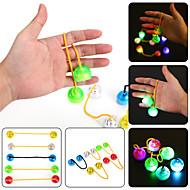 YWXLight® LED Night Light Luminous Finger YO YO Hand Finger Spinner Desk Kids Child For Rotation Time Long Anti Stress