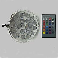 12W Luz de LED para Estufas 18 LED de Alta Potência 900 lm RGB AC 85-265 V 1 pç