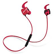 마이크와 블루투스 4.1 무선 스포츠 헤드폰 sweatproof 실행 earbuds