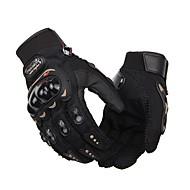 Szabadidős/Sport kesztyűk Uniszex Kerékpáros kesztyűk Kerékpáros kesztyűk Viselhető Légáteresztő Védő Teljes ujj RuhaanyagKerékpáros