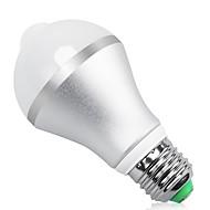 9W B22 E26/E27 Lampadine LED smart A60(A19) 18 SMD 5630 850 lm Bianco caldo Luce fredda Sensore Decorativo V 1 pezzo