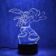 מנורת לילה LED לילה אור אורות USB-0.5W-USB