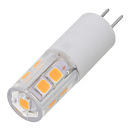 3W 2-pins LED-lampen T 13 SMD 2835 200-300 lm Warm wit Koel wit V