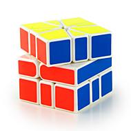 Rubiks kubus Soepele snelheid kubus Verlicht stress Magische kubussen Educatief speelgoed gladde Sticker Anti-pop instelbare veer