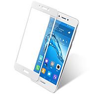 Gehard Glas High-Definition (HD) 9H-hardheid 2.5D gebogen rand Explosieveilige Krasbestendig Volledige behuizing screenprotector Huawei