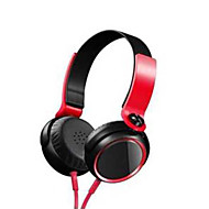 EP17 New Simple Style Headphone Wire 3.5mm Classic Super Bass Stereo Wire Headset Colorful Wire Headphone
