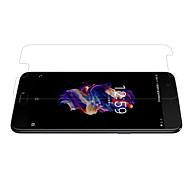 PET High Definition (HD) Tükör Ultravékony Karcolásvédő Anti-ujjlenyomat Tükröződésmentes Kijelzővédő fólia OnePlus