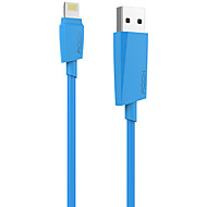 ROCK Lightning MFI Normal Cable For iPhone iPad 100cm PVC