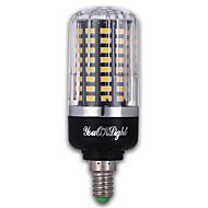 9W Żarówki LED kukurydza 100 SMD 5736 900 lm Ciepła biel Zimna biel Dekoracyjna V