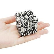 Rubiks terning Let Glidende Speedcube Minsker stress Plastik