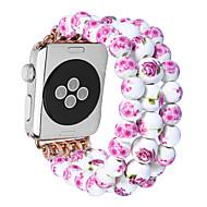 Horloge band voor appelwatch serie 1 2 sieraden ontwerp vervangende band