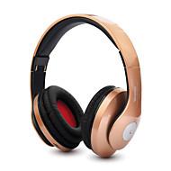 Bt-kdk57 verstelbare vouwbare draadloze bluetooth koptelefoon ondersteuning tf kaart oortelefoon met microfoon stereo hoofdtelefoon voor