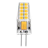 3W LED Bi-Pin lamput T 20 SMD 2835 300 lm Lämmin valkoinen Valkoinen V 1 kpl